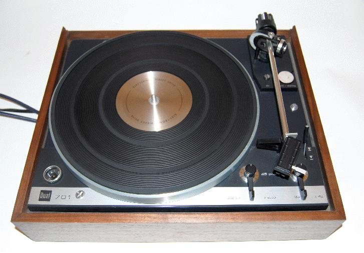 Dual 701 Turntable for Sale http://www.dual-reference.com/tables/701.htm